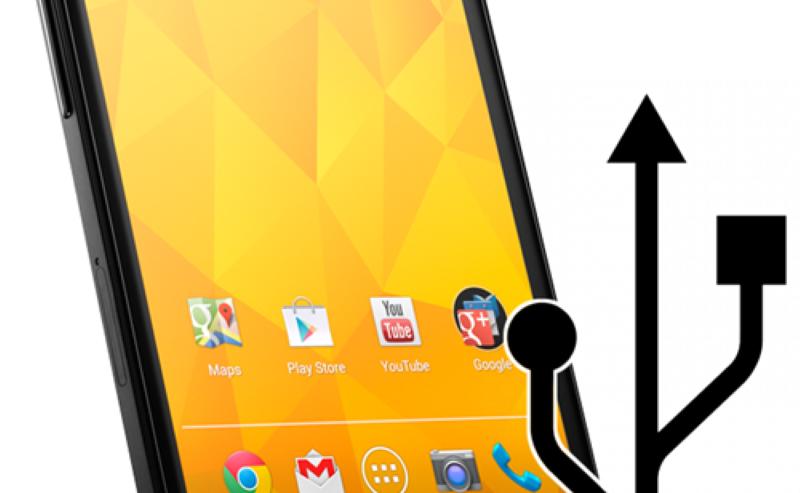 descargar controladores USB para Google Nexus