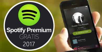 conseguir Spotify Premium Gratis