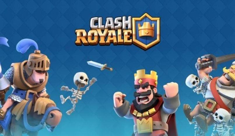 clash royale dos cuentas movil