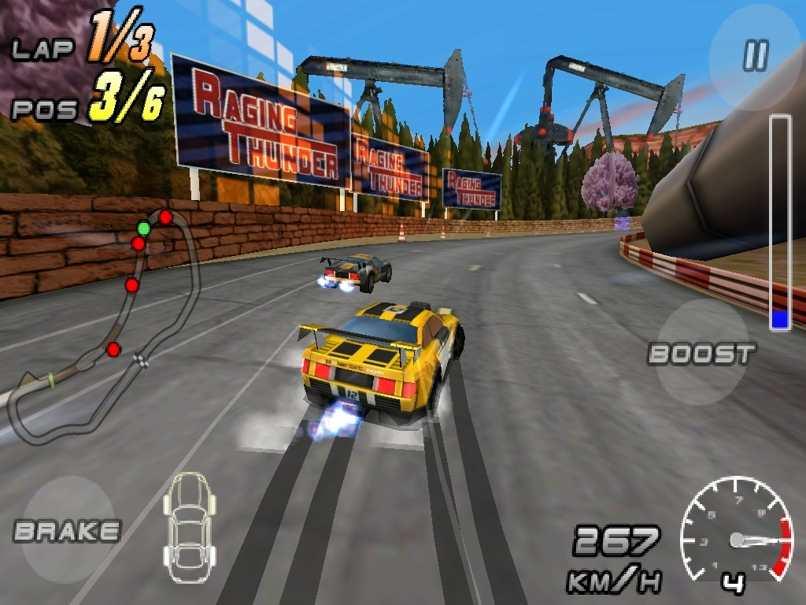 juegos carros gama baja