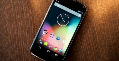 rootear el LG Nexus 4
