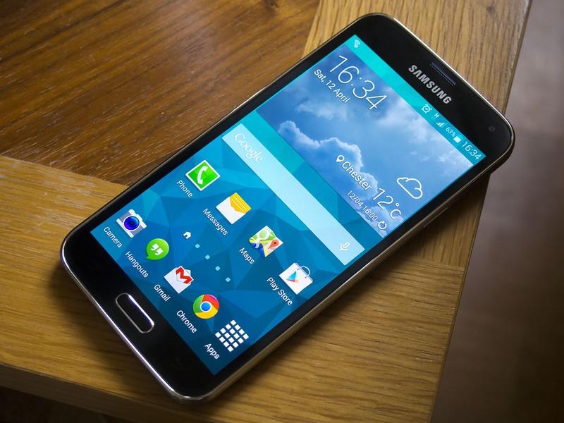 rootear el Samsung Galaxy S5 sin PC