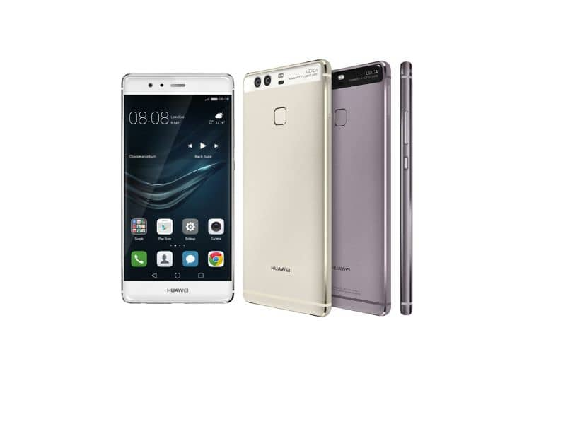 moviles huawei p9