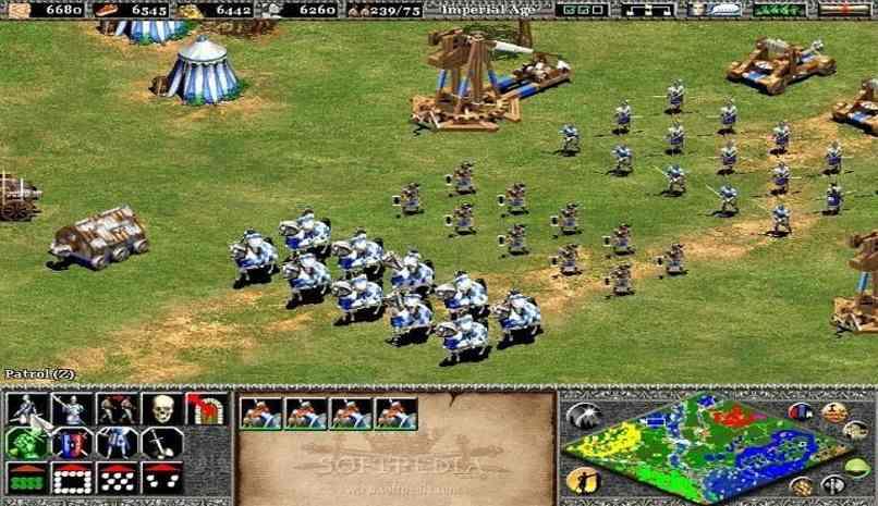 descargar juego estrategias imperio