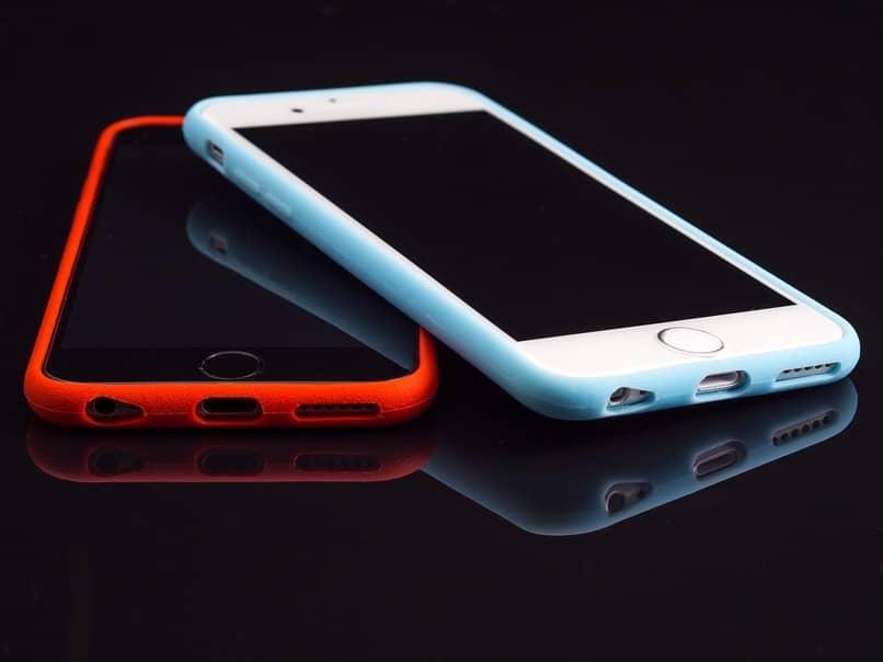 iphone falso y original
