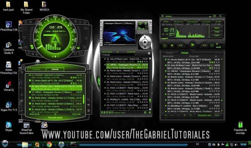 descargar reproductor musica mp3