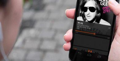 reproductores de música para Android 2.3.6