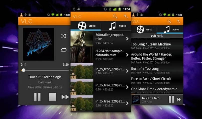 descargar reproductor musica android