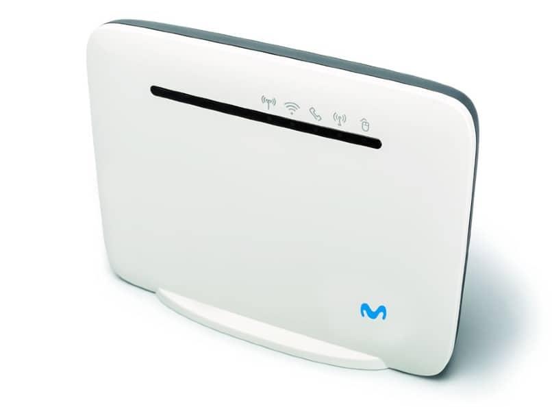router inteligente movistar