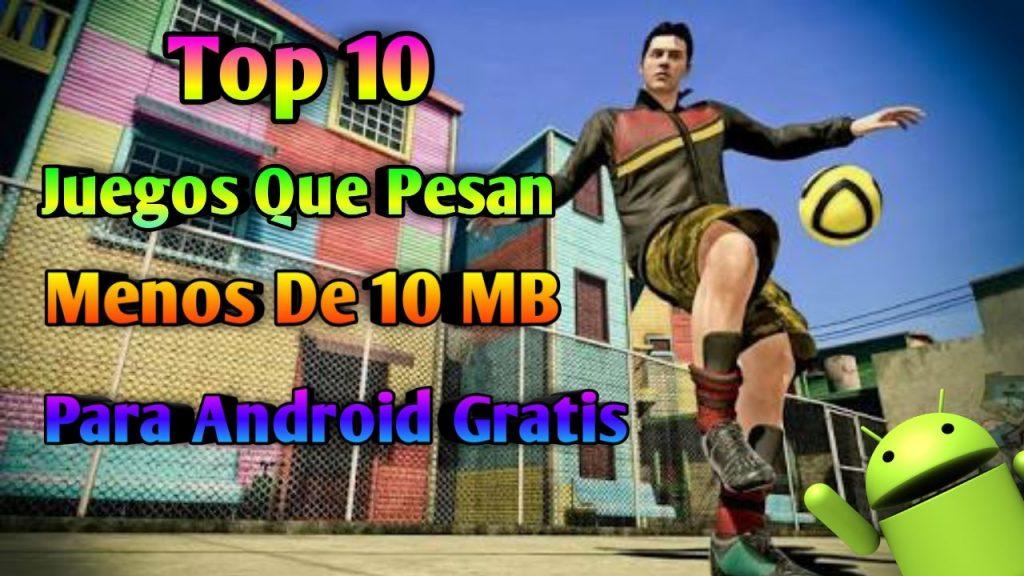 Los Mejores Juegos De Android Livianos Que Pesan Menos De 10 Mb