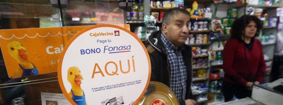 Cómo comprar bonos de Fonasa en CajaVecina | RWWES