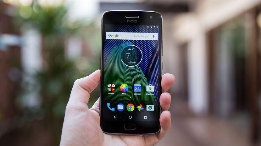 Cómo formatear un Motorola