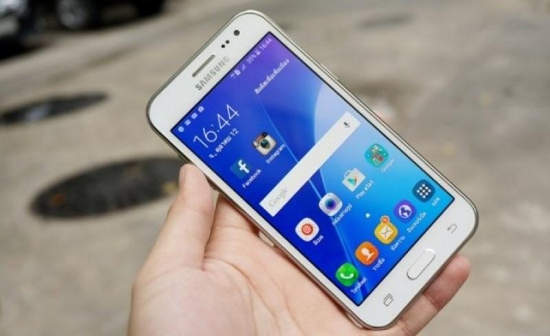activar las Opciones de desarrollador en el Galaxy J2