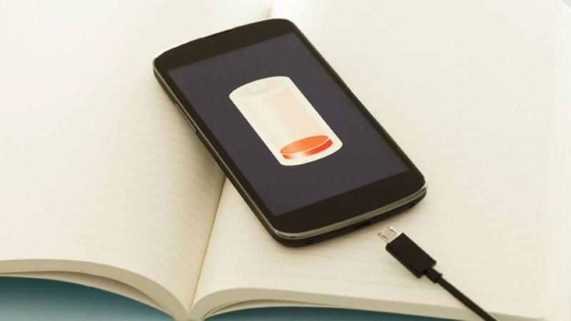 aparece una X en la batería de la Tablet