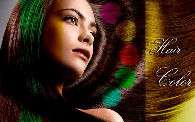 Simular otros colores de cabello de forma online