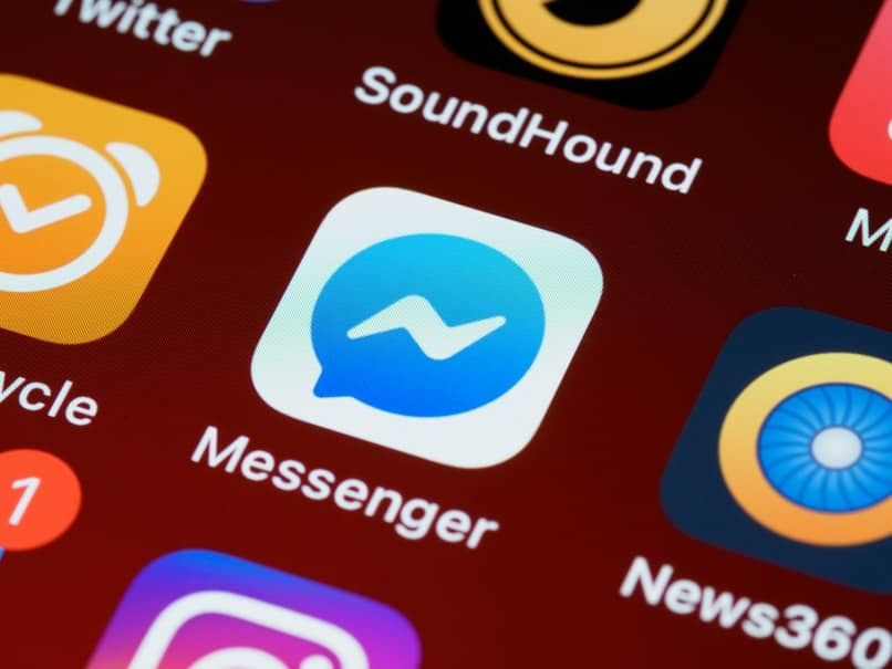 aplicacion de messenger con otras apps