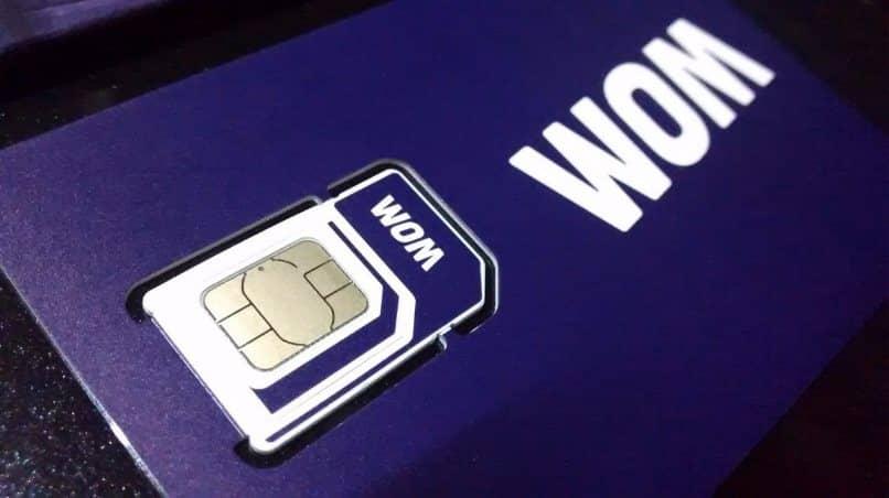 chip operador wom