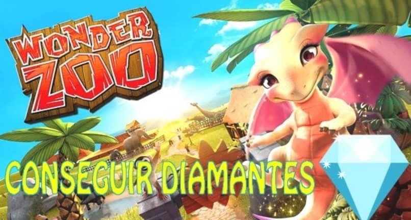 personaje del juego wonder zoo