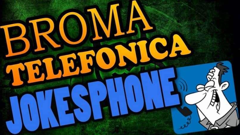 jokesphone bromas telefonicas