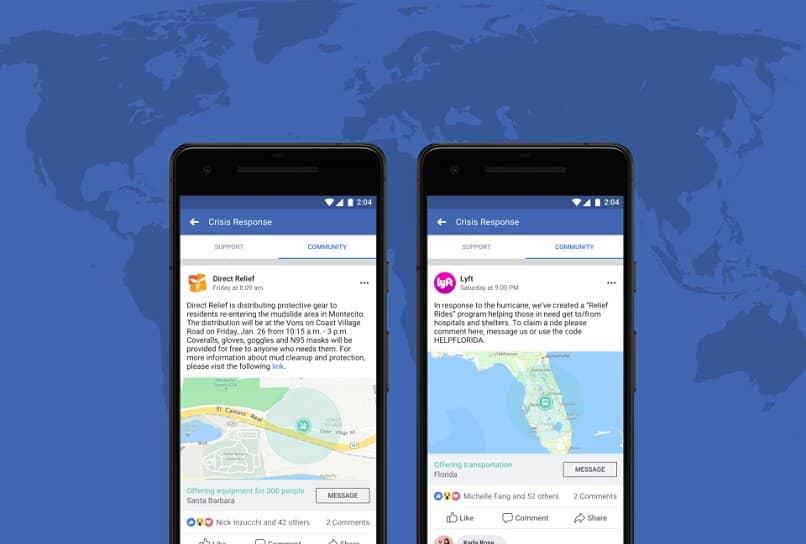descargar e instalar facebook en movil lento