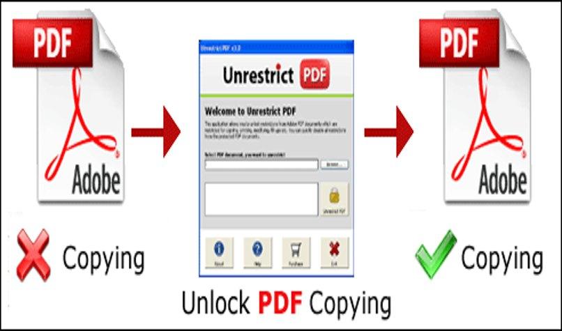 eliminar restrinciones pdf
