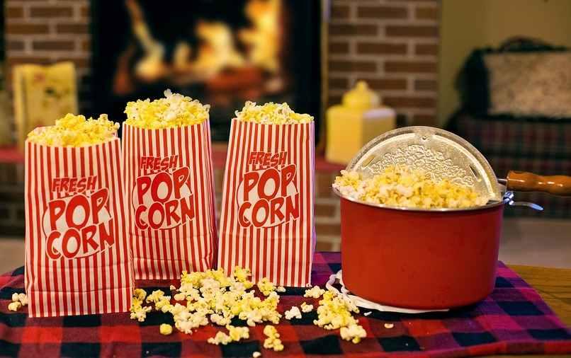 sin espacio en popcorn time