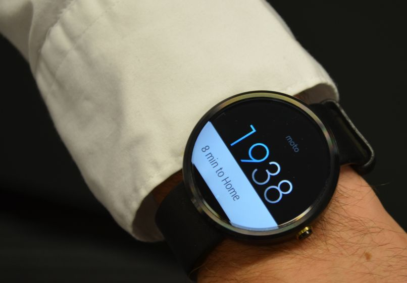 smart watch 360 da la hora