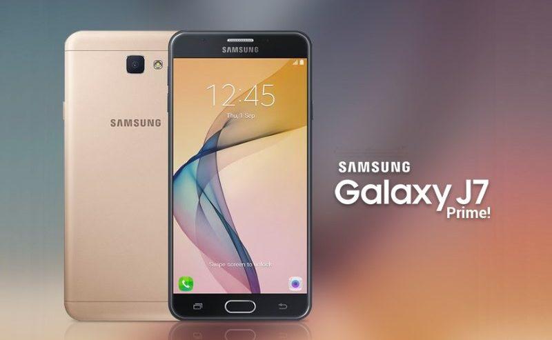 subir el volumen del Galaxy J7 Prime