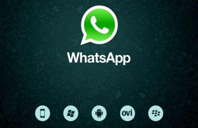 whatsapp multiplataforma fondo negro