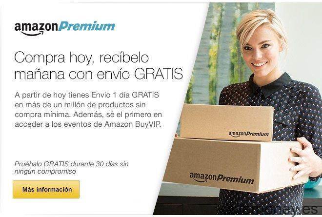 Amazon Premium Precio Caracteristicas