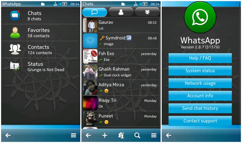 como descargar whatsapp en tablet windows 8