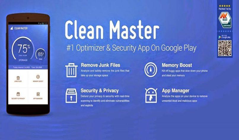 descargar app clean master