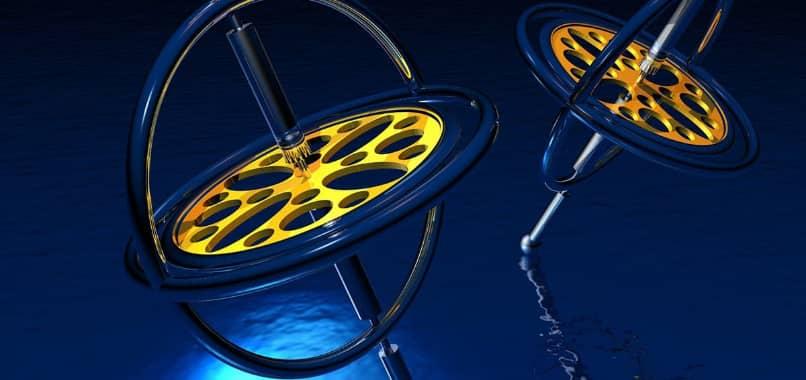 giroscopio moviles