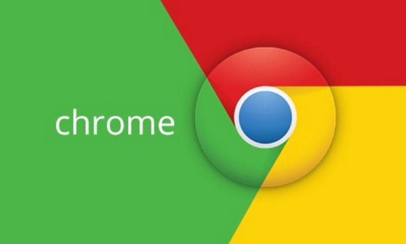 logo google chorme de colores