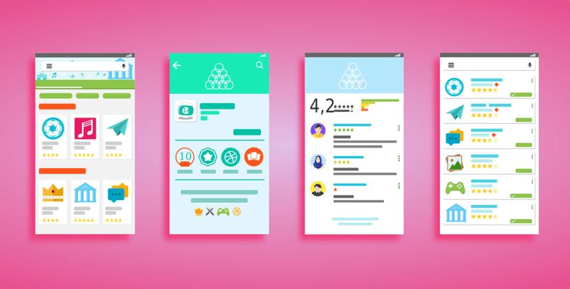 interfaz de aplicaciones en android