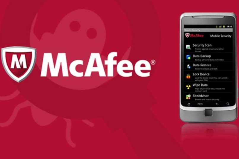 mcafee mobile security desintalacion en android