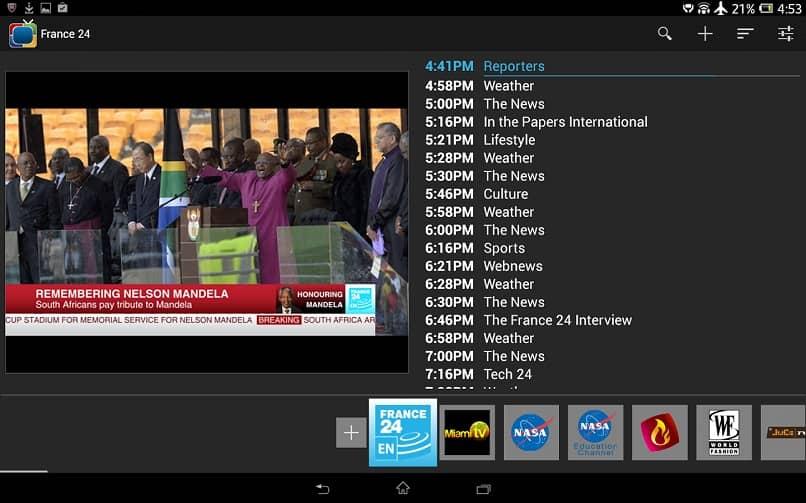 mejores aplicaciones android tv box