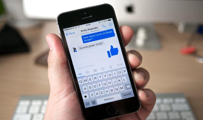 descargar android version messenger actual