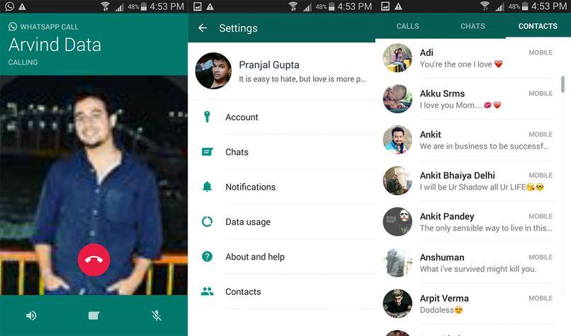 descargar messenger whatsapp android