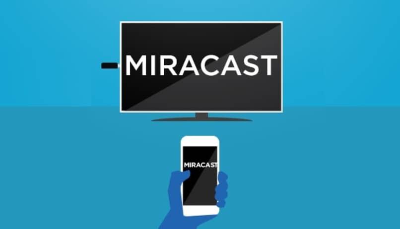 instalar miracast en tv