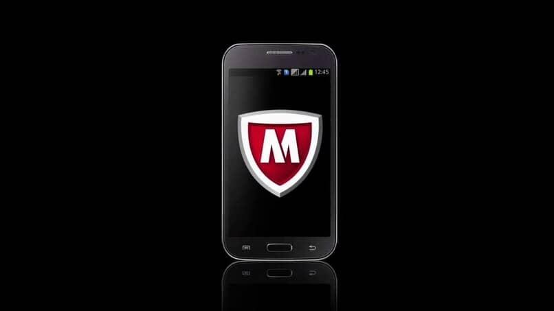 como quitar mcafee mobile security