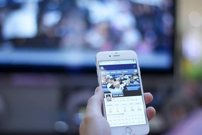 ver televisión en Android sin el uso internet