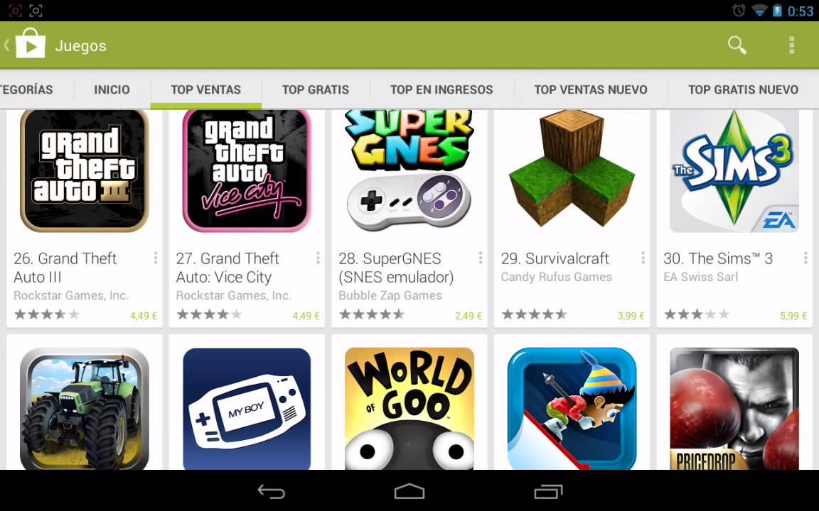 Descargar aplicaciones de Xxx - Android - Appszoom