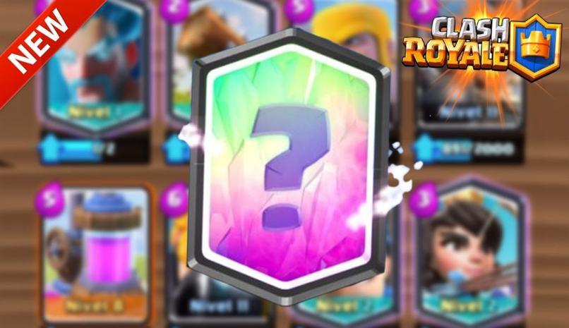 conseguir cartas legendarias clash royale