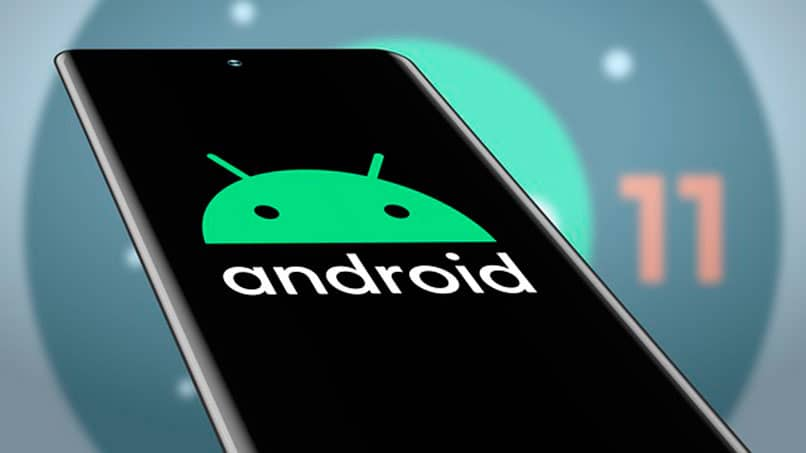 movil cargando sistema android