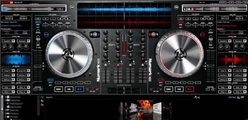 hacer remix con virtual dj con diferentes canciones