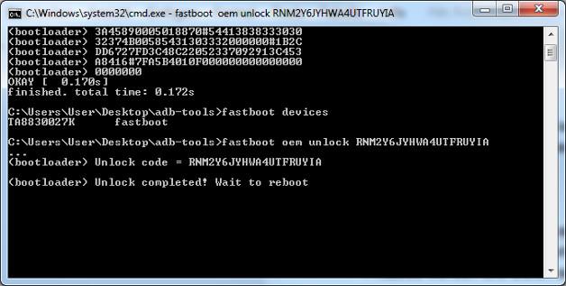 Quieres Saber si Tienes el Bootloader Desbloqueado?   Mira Cómo Hacerlo