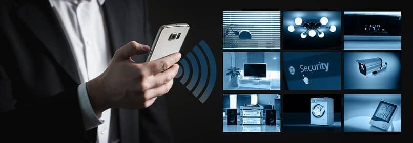 truco para utilizar el telefono android como una camara de vigilancia