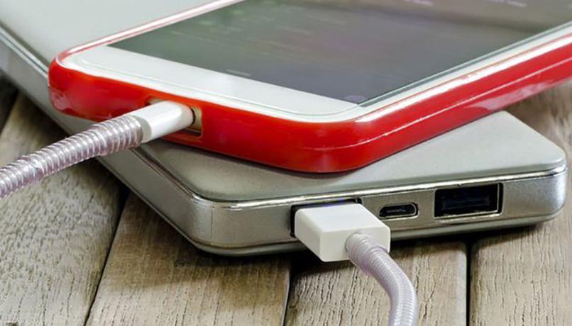 carga batería móvil nuevo