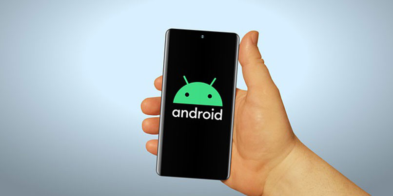Teléfono con sistema operativo Android
